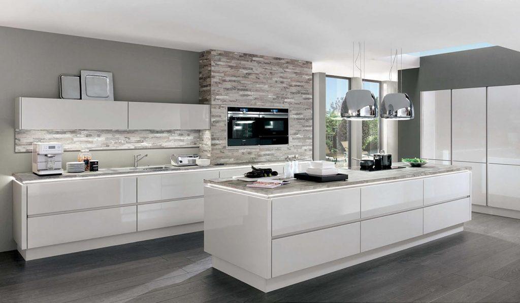 Cocina moderna Lux